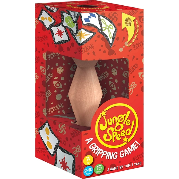 Jungle Speed Eco box (2020 version) Card Game