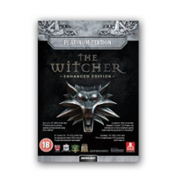 The Witcher Enhanced Edition Platinum Edition Game PC