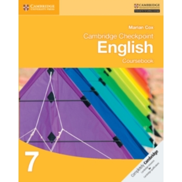 Cambridge Checkpoint English Coursebook 7 by Marian Cox (Paperback, 2012)