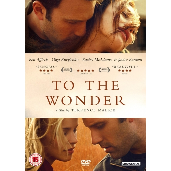 To The Wonder DVD