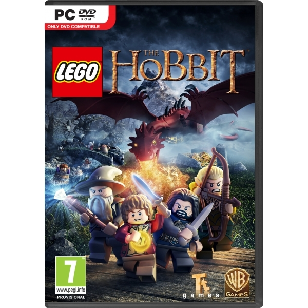 Image of Lego The Hobbit [PC]