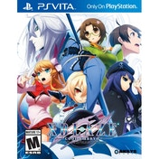 XBlaze Code Embryo PS Vita Game (#)