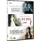 Classic Films Triple - A Night To Remember/The Red Shoes/Caesar And Cleopatra
