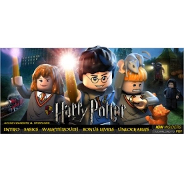 Lego Harry Potter Years 1-4 Collector's Edition Game Xbox 360 - Image 3
