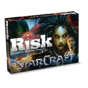 Ex-Display Starcraft Risk Collector's Edition Board Game
