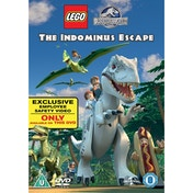 Lego Jurassic World: The Indominus Escape DVD