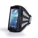 YouSave Accessories Small Sports Armband - Black-Grey