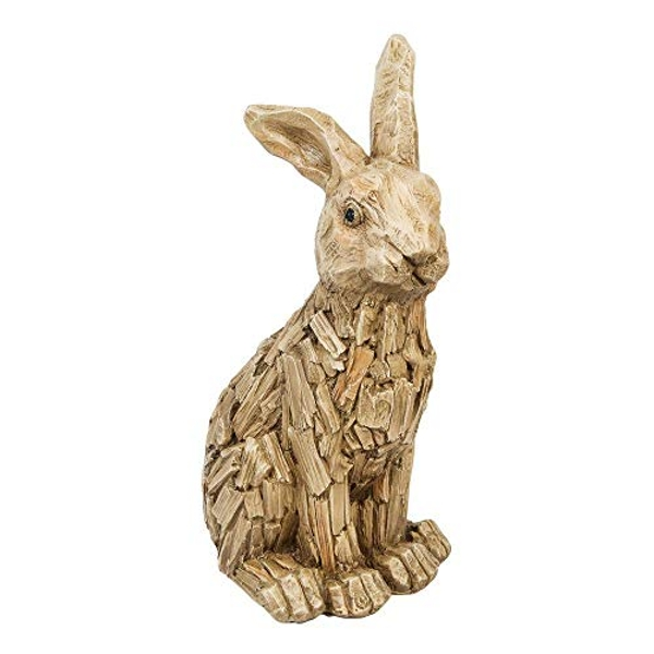 Naturecraft Collection Large Resin Rabbit Figurine - 51cm