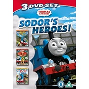 Thomas & Friends: Sodor's Heroes! Triple Pack DVD