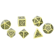 Q-Workshop Call of Cthulhu Outer Gods: Hastur Dice Set