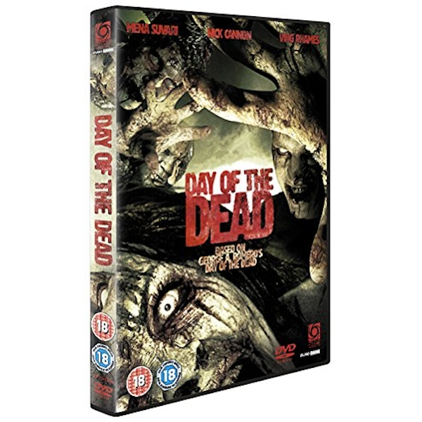 Day Of The Dead (Remake) DVD