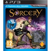 PlayStation Move Sorcery Game PS3