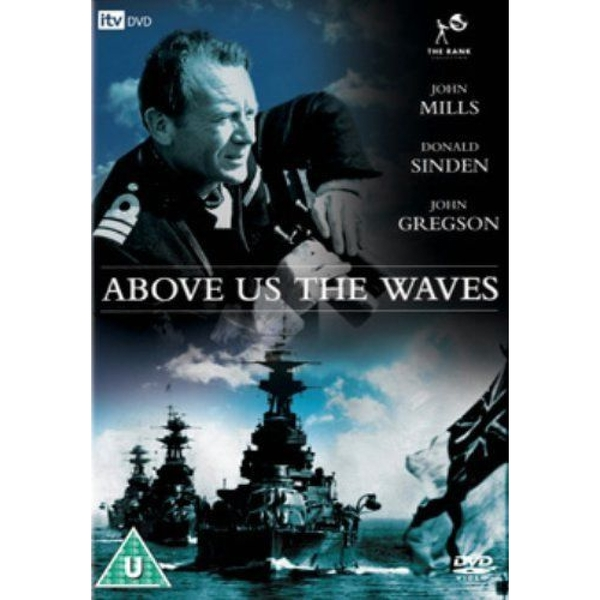 Above Us The Waves DVD