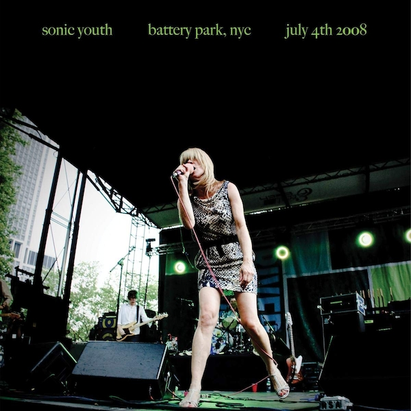 Sonic Youth - Battery Park. Nyc: July 4Th 2008 Vinyl
