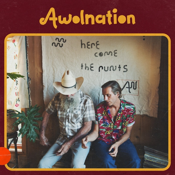 Awolnation - Here Come The Runts Vinyl