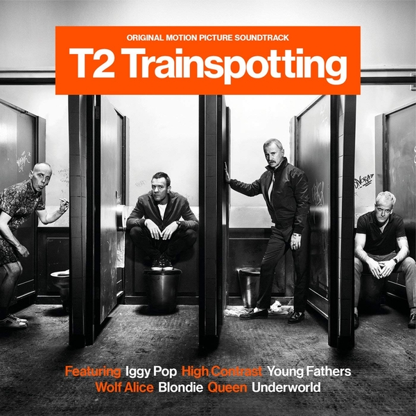 T2 Trainspotting Soundtrack OST CD