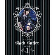Yana Toboso Artworks  Volume 1: Black Butler Hardcover