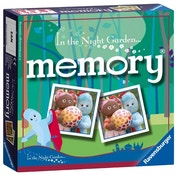 In The Night Garden Mini Memory Game