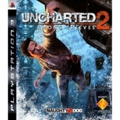 Uncharted 2 Among Thieves Game PS3