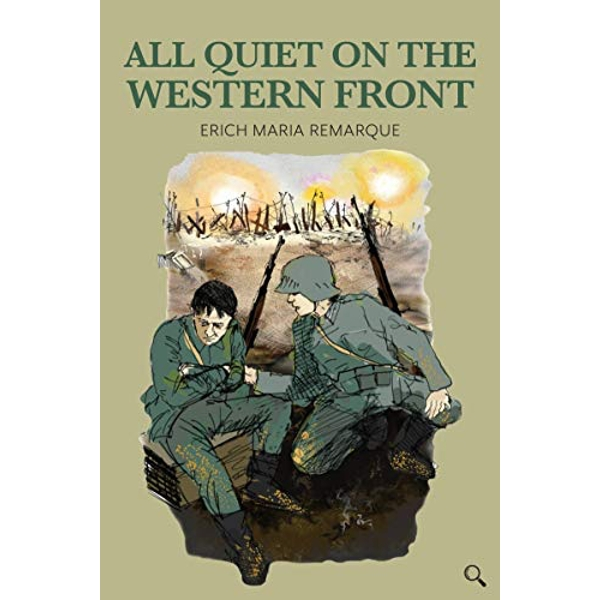 All Quiet on the Western Front  Hardback 2018