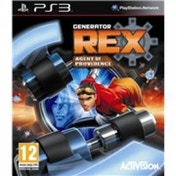 Generator Rex Agent of Providence Game PS3