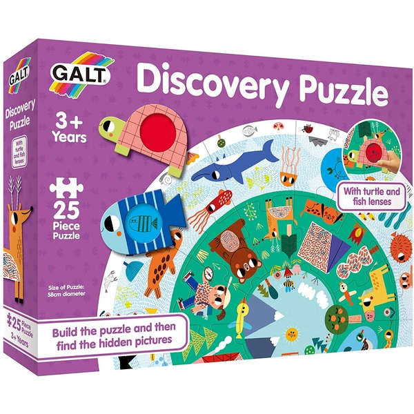 Discovery Learning Puzzle