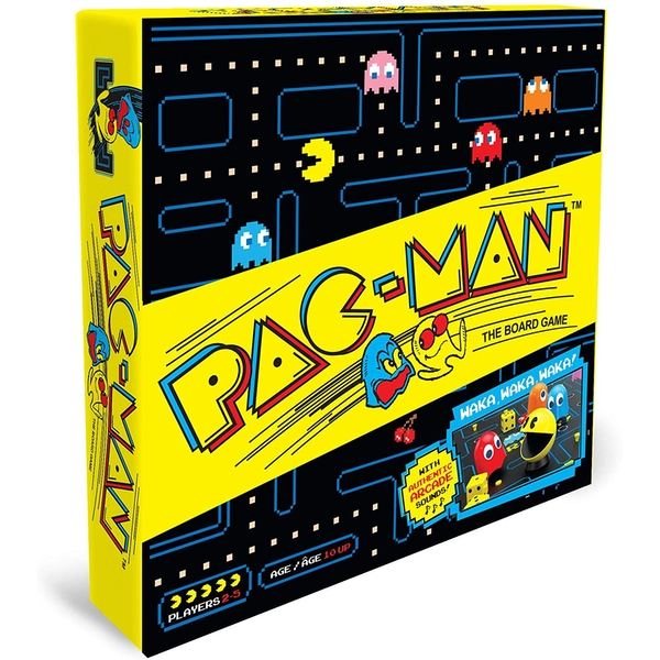 Image of Pac-Man The Board Game