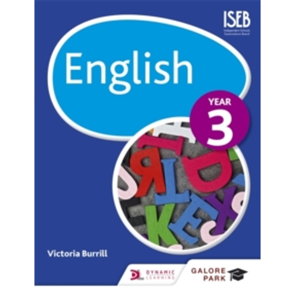 English Year 3 by Victoria Burrill (Paperback, 2017)