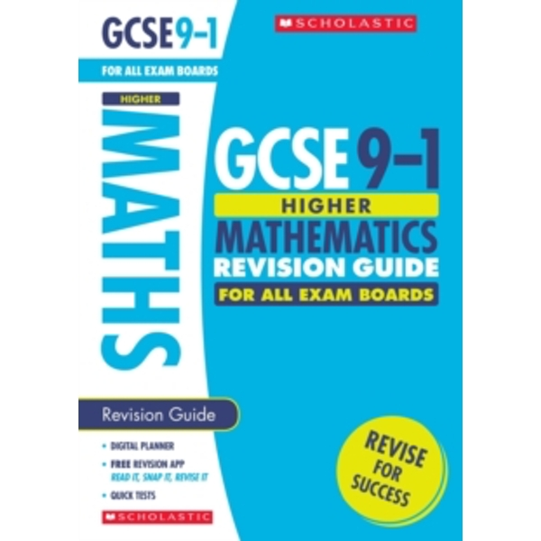 Maths Higher Revision Guide for All Boards