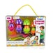 TOMY Toomies Hide and Squeak Egg and Spoon Set - Image 2