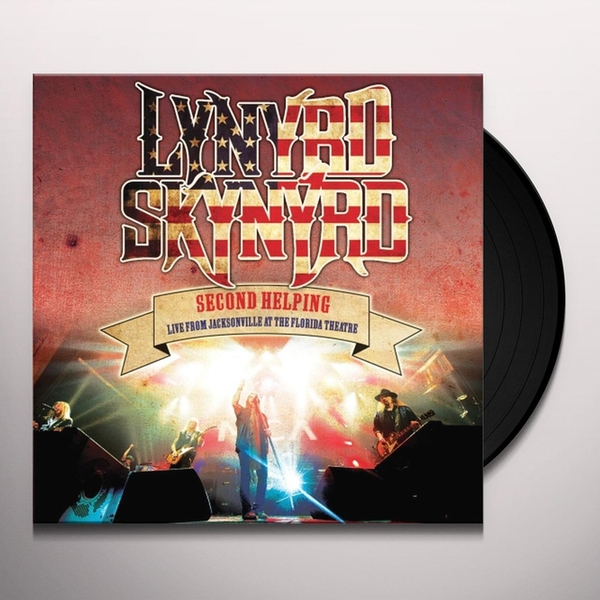 Lynyrd Skynyrd - Second Helping Live From Jacksonville At The Florida Theatre Vinyl