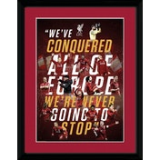 Liverpool FC Europe 2019 Collector Print