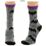 Batman - Logo Socks (One Size)