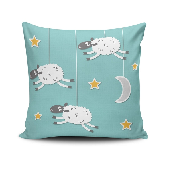 NKLF-311 Multicolor Cushion Cover