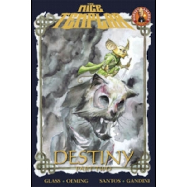 Mice Templar Volume 2.2: Destiny Part 2 HC