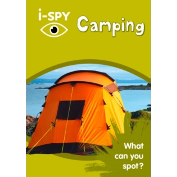 i-Spy Camping : What Can You Spot?
