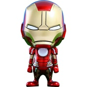 Hot Toys Iron Man MKXLIII Vinyl Collectible Cosbaby