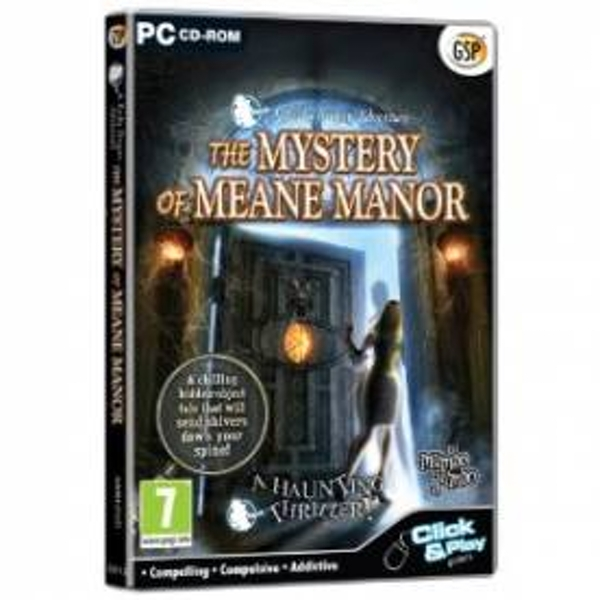 The Mystery of Meane Manor Game PC