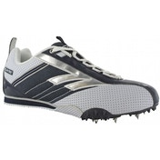 Hi-Tec Track Spike Junior White/Navy/Silver UK Size 11
