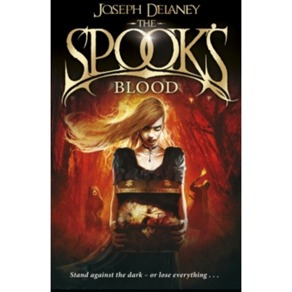 The Spook's Blood: Book 10 by Joseph Delaney (Paperback, 2014)