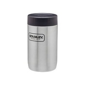Stanley Adventure 0.41L Vacuum Food Jar Stainless Steel w/ Navy Accent