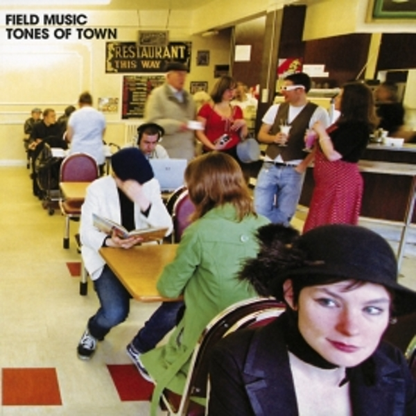 Field Music - Tones Of Town CD