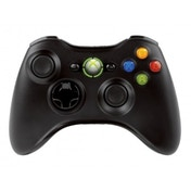 Elite Official Wireless Gamepad Controller BLACK (Bagged) Xbox 360