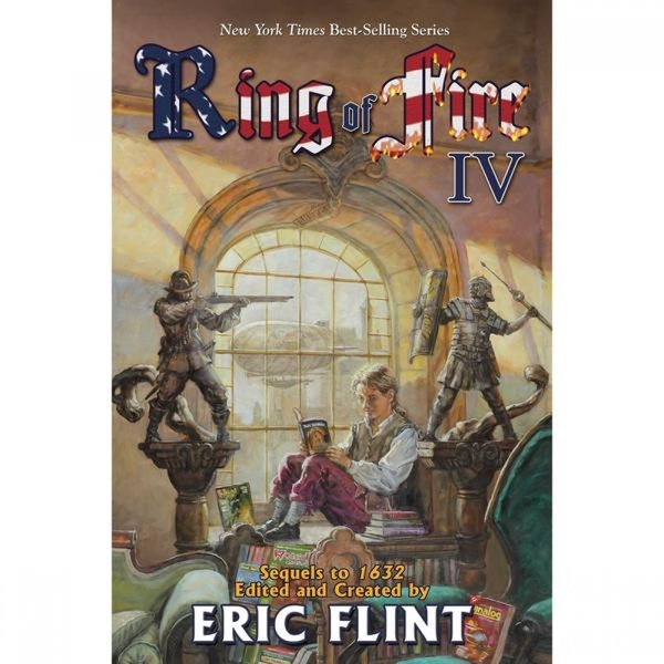 Ring Of Fire IV - Hardcover