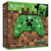 Ex-Display Minecraft Creeper Wireless Xbox One Controller Used - Like New