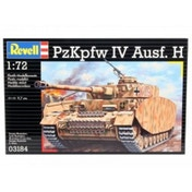 PzKpfw. IV Ausf.H 1:72 Revell Model Kit