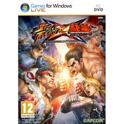 Street Fighter X Tekken Game PC