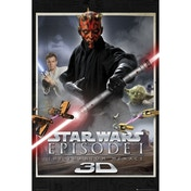 Star Wars: The Phantom Menace One Sheet Maxi Poster