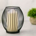 Cage Candle Holders - Set of 2 | M&W - Image 2