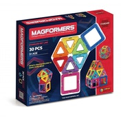 Magformers 30-Piece Construction Set